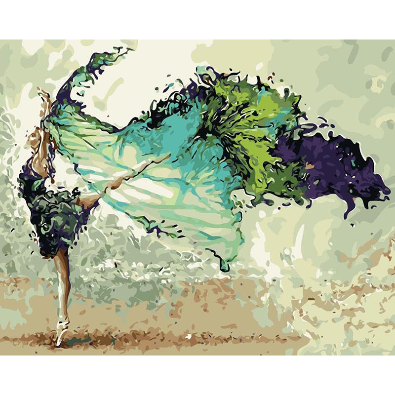Malen Nach Zahlen Tanzerin Malen Nach Zahlen Eu